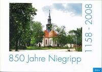 850 Jahre Niegripp