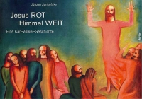 Jesus ROT Himmel WEIT